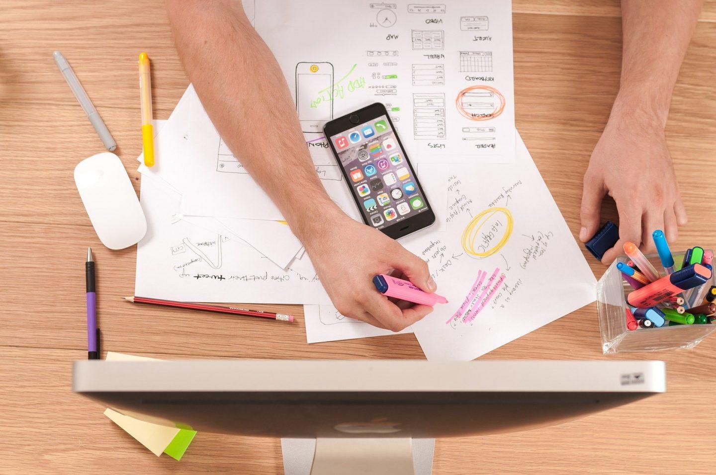 Le métier de webdesigner, entre graphisme et conception de site web